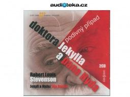 Audiokniha Podivný případ doktora Jekylla a pana Hyda by si zasloužila jiné herce
