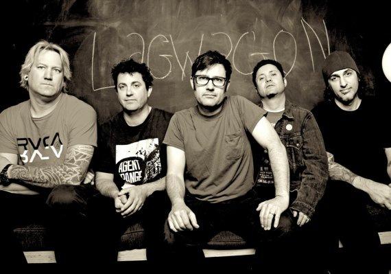 Skate punkoví Lagwagon jsou dalším esem letošních Mighty Sounds