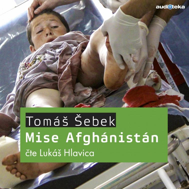 Soutěž o tři audioknihy Mise Afghánistán od Audiotéky
