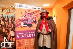 Husita Tomáš Dvořák zve videem na mistrovství republiky. Koule budou lítat i na náměstí