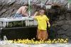 Kačeny trhaly rekordy. Na hendikepované děti se vybralo kolem 160 000 korun