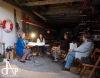 Noc literatury v Táboře zavedla lidi na půdu, do banky, kostela i loděnice