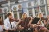 Buskers Fest 2016: První dny v ulicích Českých Budějovic