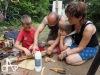 Festival Řez údolím jde do finále. Řezbáři pro děti prodají svá díla, na Jordáně vzplane oheň