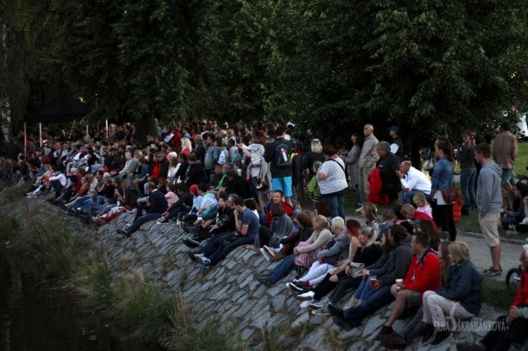 Českobudějovické Múzy na vodě zakončila irská hvězda Duke Special