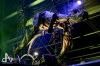 Tak končil den jedna na Szigetu. Při koncertu Manu Chao vtrhl na pódium tyranosaurus