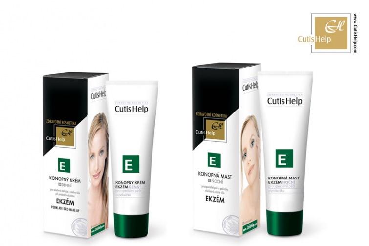 Jak na ekzém - soutěž o kosmetiku Cutishelp