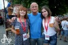 Na Střelnici se vrátil taneční čaj. Rokenrol a letní počasí přilákaly stovky lidí