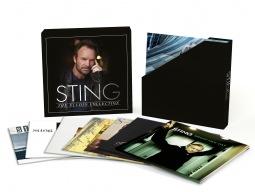 Sting vydá koncem září kolekci sólových alb na vinylové desce
