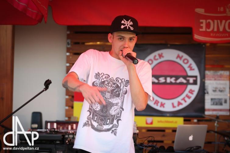 Jordán Fest 2016: Sokolská plovárna ožila hip hopem i rockem