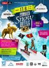 V centru Tábora se bude o víkendu snowboardovat a lyžovat
