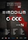 Imodium a ukradenýOvoce se zastaví na turné v Budějovicích a Jistebnici