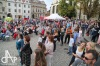 Kamil Střihavka a další roztančili náměstí. Na hendikepované se vybralo skoro sto tisíc
