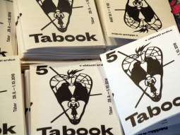 Pátý ročník Tabooku byl především setkání milovníků knih