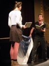 Listování v Divadle Oskara Nedbala pokračovalo knihou Fridy Nilsson Gorila a já