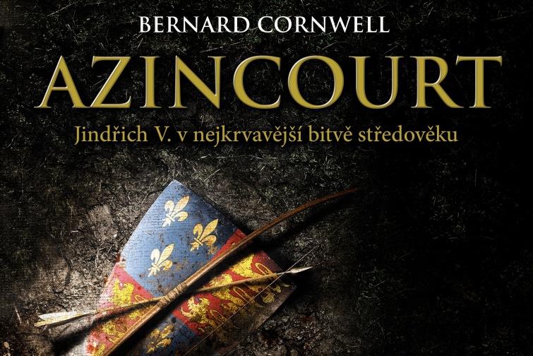 Soutěž o audioknihu Azincourt od Audiotéky