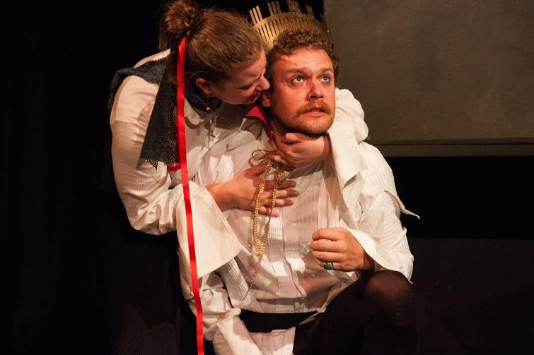 Soutěž o volné vstupy Kabaret nahatý Shakespeare v Divadle Oskara Nedbala