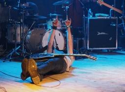 Jistebnický kulturní dům dobývaly tři kapely