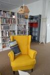 Hudební knihovna omládla. Návštěvníky čeká větší pohodlí a krásný výhled