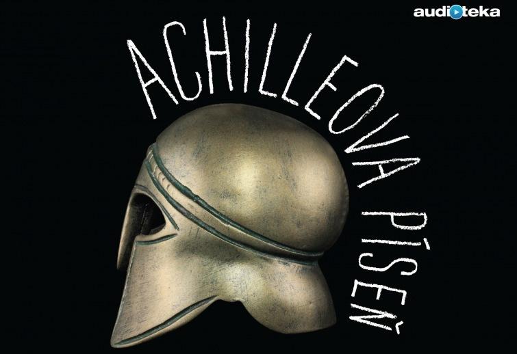 Soutěž o audioknihu Achillova píseň od Audiotéky