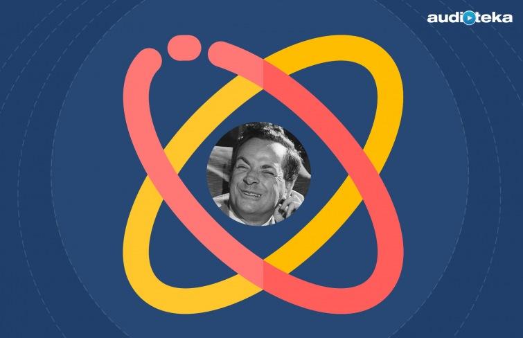 To nemyslíte vážně ,pane Feynmane! Soutěž o audioknihu od Audiotéky