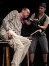 V divadle LiStOvAli Ernesta Hemingwaye. Mnozí se neubránili slzám