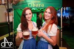 Slavnosti piva v Táboře ovládl místní minipivovar Obora