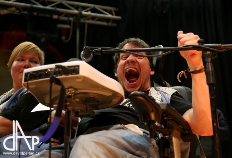 The Tap Tap a Keks hráli na jednom pódiu