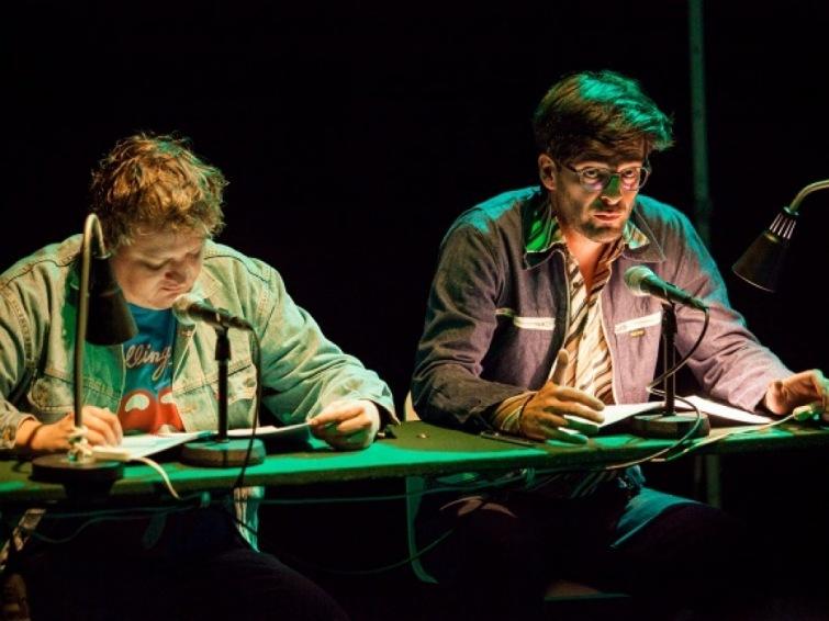 Soutěž o dva volné vstupy na představení PROTON v Divadle Oskara Nedbala