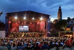 Pohádkový Český Krumlov bude plný letních zážitků a hudby všech žánrů