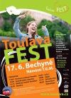 Toulavu stmelí Toulava Fest v Bechyni