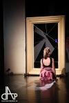 Knihovna duší - zrcadlo svědomí. Skupina Coda celá tančila, i mezi návštěvníky