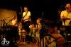 Pěšáci rokenrolu pařili s dětmi na pódiu. Plný klub si s Tata Bojs zapíval