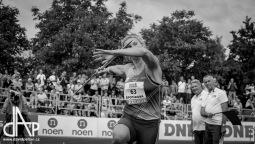 Dvojnásobná olympijská vítězka Bára Špotáková ozdobí Velkou cenu Tábora