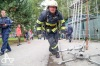 Kdo je nejtvrdším hasičem? Přes čtyřicet profesionálů a dobrovolníků svedlo lítý boj