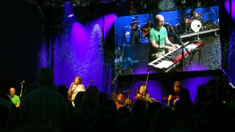 Protivínské slavnosti nabídly Supergroup i Marii Rottrovou. Městem zněla Navarová