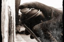 Respirium v Táboře hostí po letech graffiti jam. Hudebně ho doprovodí Dj Adie