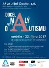 Docela malým festivalem o autismu oslaví APLA Jižní Čechy deset let existence