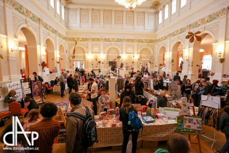 Společenský dům Střelnice rozzáří festival stylových hraček Hračkárna