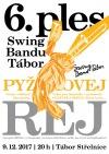 Swing band Tábor pořádá Pyžamovej rej. Orchestr bude hrát v pyžamech