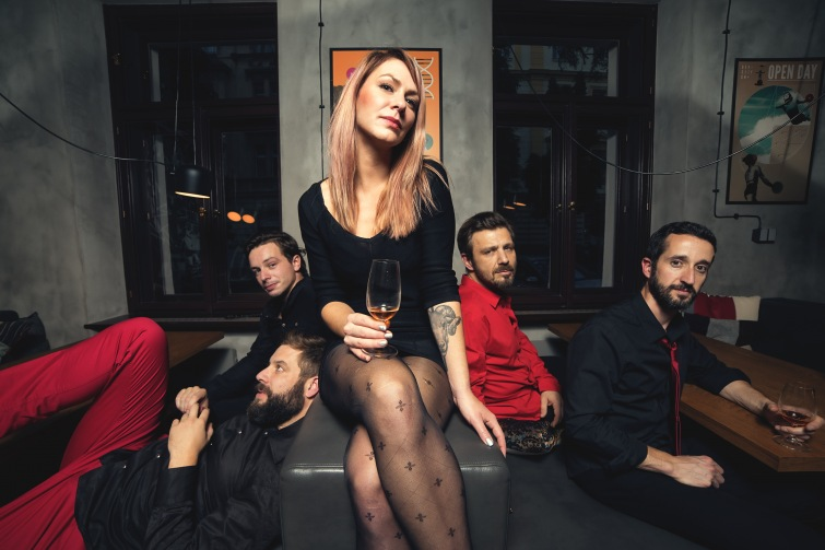 MoveBreakers se chystají dobýt jih Čech electro swingem, funkem i balkánem