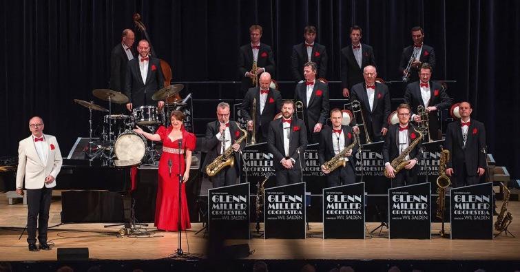 Soutěž o 4 volné vstupy na koncert Glenn Miller orchestra v Českých Budějovicích