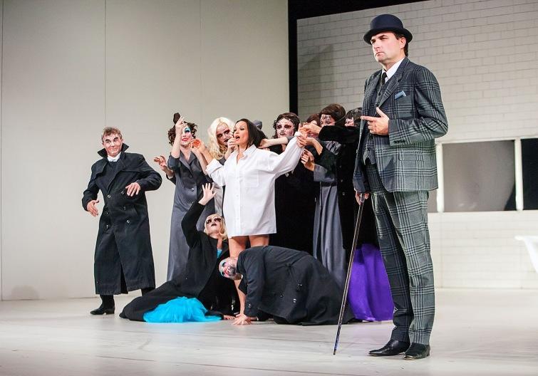 Svatopluk Sem je nominován na Cenu Thálie za Traviatu v Jihočeském divadle