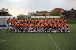 V Táboře se střetnou týmy amerického fotbalu