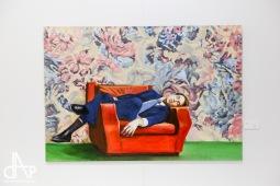 Na pomezí snů a reality. V Galerii 4MAT vystavuje výtvarník Pavel Šmíd