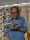 Čtení Petra Hrušky bylo zatím nejzajímavějším čtením Spisovatelů do knihoven