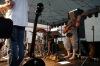 Koncert Roberta Křesťana v Milevsku spláchl déšť. Náhradní termín je v srpnu