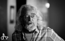 Poprvé po padesáti letech vystavuje fotograf Jára Novotný fotky z okupace 1968
