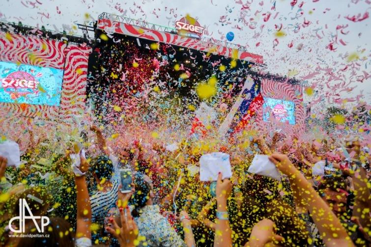 Festival Sziget je už za rohem. Zde je deset důvodů, proč si sbalit kufry a vyrazit