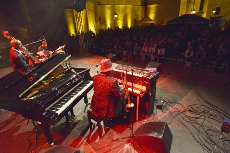V pátek začne 8. ročník Jihočeského jazzového festivalu v Českých Budějovicích. Už dnes rozezní jazz Hlubokou